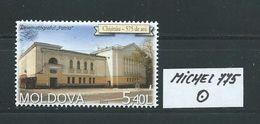 MOLDAWIEN  MICHEL 775 Rundgestempelt Siehe Scan - Moldawien (Moldau)