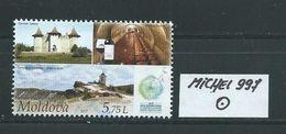 MOLDAWIEN  MICHEL 997 Rundgestempelt Siehe Scan - Moldawien (Moldau)
