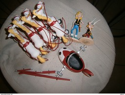 ASTERIX CHAR GOUDURIX  NEUF EN BOITE JAMAIS DEBALLE ( Celle Sur Photo Expo Personnel )  Scene Asterix Atlas - Asterix & Obelix