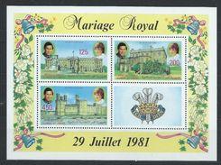 Comores YT Bloc 31 XX/MNH Diana - Comoros