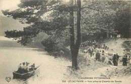 CPA Le Lac Pavin  63/1158 - France