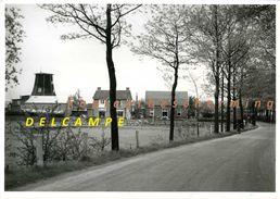 BARLO Bij Aalten (Gld.) - Moulin - Echte Foto Ca. 13x18 Cm (1955) Van De Verdwenen Molen Grevink (verbrand In 1986) - Plaatsen