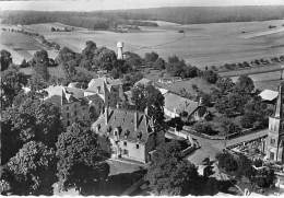 52 - SAVIGNY : Le Chateau - Colonie De Vacances Des Dispensaires De La Haute Marne - CPSM Dentelée N/B GF - Haute Marne - Autres Communes