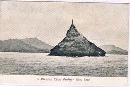 Cabo Verde, S. Vicente, Ilheu Farol - Cape Verde