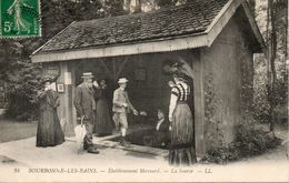 52. Bourbonne Les Bains. établissement Maynard. La Source - Bourbonne Les Bains