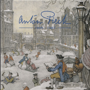 Themaboek PostNL – Anton Pieck  19-4-1895-24-11-1987 - Jaar Van Uitgifte 2017 - Inclusief Zegels - Literatuur