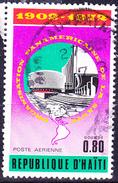 Haiti - Panamerikanische Gesundheitsorganisation (MiNr: 1222) 1973 - Gest Used Obl - Haiti