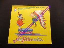 Catalogue Pour Images Tobler Catalogue Vide Peter Pan Enfant Magique Tobler Color Walt Disney - Other
