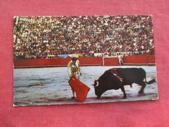Toros En Mexico-ref 2741 - Corrida