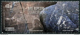 Mexico (2016) - Set -  /  Art - Paintings - Pintura - Prehistory - Archaeologie - Prehistoric - Prehistory