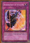 Carte YU-GI-OH  Renversement De Situation    N° RGBT  FR079  Série  Rage Des Guerriers   VF - Yu-Gi-Oh