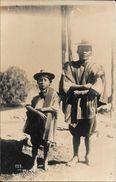 ABORIGENES BOLIVIA BOLIVIE ENFANT NIÑO PONCHOS PONCHO CPA CIRCA 1910 UNCIRCULATED RARE - Bolivie