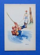 Cartolina Illustratori Corbella - Boy Scout (5) - 1940 Ca. - Unclassified