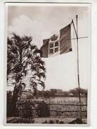 Somalia Italiana - Carte Neuve. Vera Fotografia. Carte N°26. Bandiere Al Confine - Somalie
