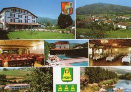 SAINT MARTIN D'ARROSSA - Eskualduna Chez Katina Bar Hôtel Restaurant Multivues - Autres Communes