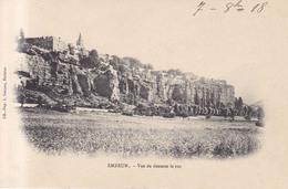 Embrun Vue De Dessous Le Roc    1918 - Embrun