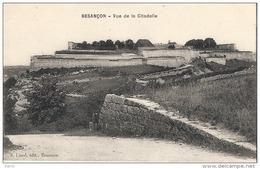 -BESANCON   Vue De La Citadelle - Neuve  Excellent état - Besancon