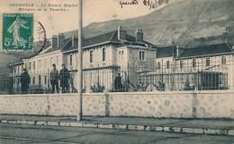 G141 - 38 - GRENOBLE - Isère - Le Nouvel Hôpital Militaire De La Tronche - Grenoble