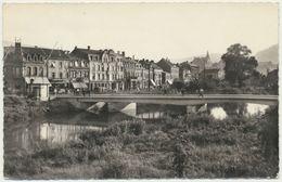 57) ROMBAS  : Pont Et Rue De La Gare - France