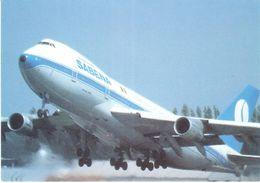 Sabena - Boeing 747 - 1946-....: Moderne
