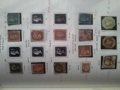 British Stamps. Queen Victoria, King Edvard, King GeorgeV, GeorgeVI -1840/1952 CV5500 £ - Postzegels