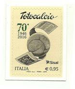 2016 - Italia 3748 Totocalcio^ - Giochi