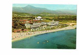 Cpm - 20 - Corse TAGLIO ISOLACCIO - Centre Vacances Loisirs Repos * Vue Générale - Tennis - - Other Municipalities