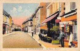 CPA 51 SAINTE MENEHOULD RUE CHANZY - Sainte-Menehould