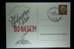 Deutsche Reich PP 122 C  Tag Der Briefmarken 1937  Bad Nauheim - Germania