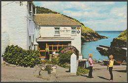 The Lugger Hotel, Portloe, Cornwall, C.1960s - Postcard - England