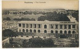 Pondichery Vue Generale - India