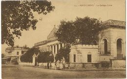 61 Pondichery Le College Calvé - India