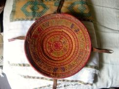 Ethiopia: Harar Wedding Basket - African Art