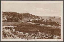 Steamer Point II, Aden, C.1920s - Lehem RP Postcard - Yemen