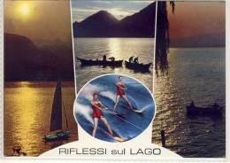 RIFLESSI SUL LAGO  SCI NAUTICO - Italy
