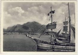PALERMO PORTO E MONTE PELLEGRINO - Palermo