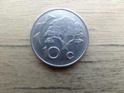 Namibie  10  Cents  1998  Km 2 - Namibia