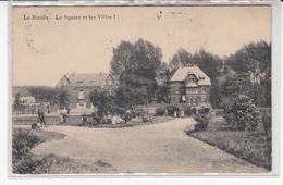 Carte   LE  ROEULX - Belgique
