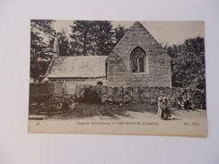 Chapelle Saint-Nicolas à Port-Manech. - Autres Communes