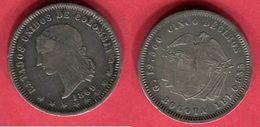 § 5 DECIMOS     (KM 153.1) TB 65 - Colombia