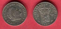 § 1 GULDEN    (KM 2) TTB 20 - Netherland Antilles