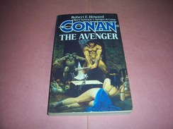 CONAN THE ADVENGER  N ° 10 DE ROBERT HOWARD - Books, Magazines, Comics