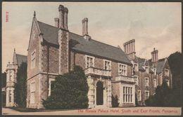 The Riviera Palace Hotel, Penzance, Cornwall, C.1905-10 - Stengel Postcard - England