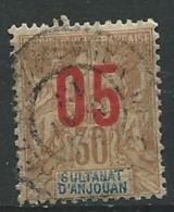 Anjouan   -  Yvert N° 25  Oblitéré      -  Ah 22228 - Gebraucht