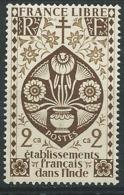 Inde , Aérien  -  Yvert N° 217 **      -  Ah 22236 - India (1892-1954)