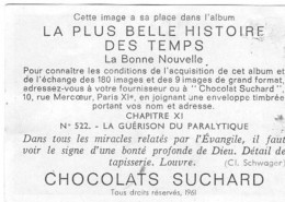 Lot De 25 CHROMO /IMAGE VIGNETTE CHOCOLAT SUCHARD --LA PLUS BELLE HISTOIRE DU TEMPS (LOT 22) - Suchard