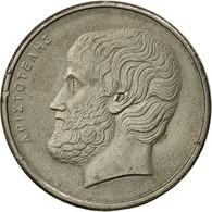 Grèce, 5 Drachmes, 1984, TTB, Copper-nickel, KM:131 - Grèce