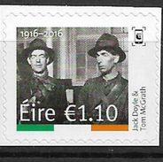 2016 Irland  Mi. 2190 **MNH    Irish Volunteers Jack Doyle Und Tom McGrath Im Hauptpostamt - Neufs