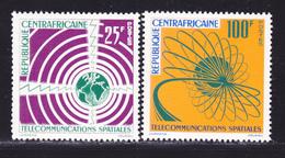 CENTRAFRICAINE N°   27 & 28 ** MNH Neufs Sans Charnière, TB  (D1521) - Central African Republic