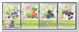 Nagorno Karabaki 2017, Postfris MNH, FRUIT / FLORA - Postzegels